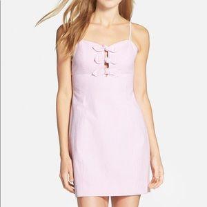 Lilly Pulitzer Bow Seersucker Petra Dress
